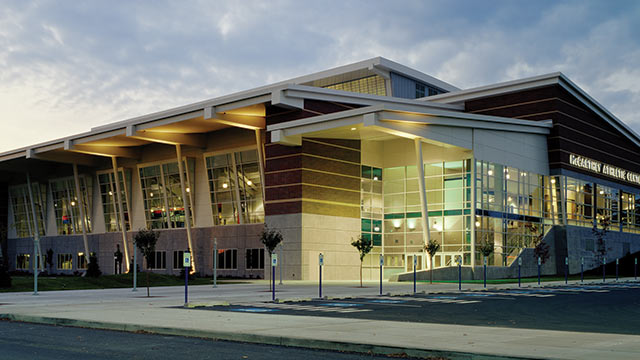 Mccarthey Athletic Center Gonzaga University Athletics