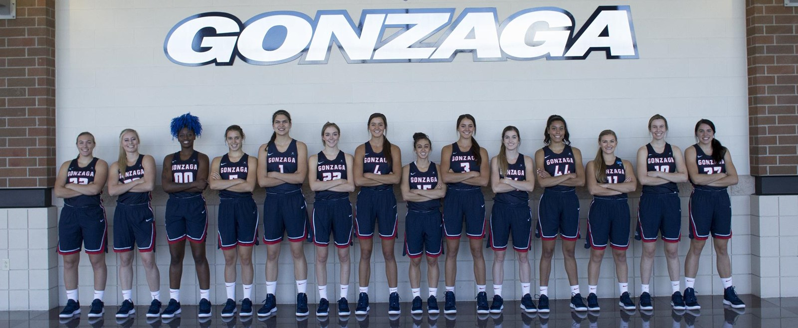 2018 19 women s basketball roster gonzaga university athletics